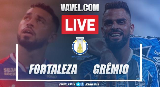 Melhores momentos de Fortaleza 0-0 Grêmio