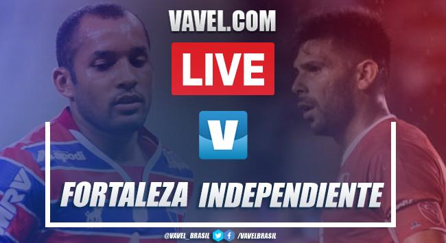 Gols e melhores momentos Fortaleza 2x1 Independiente pela Sul-Americana 2020