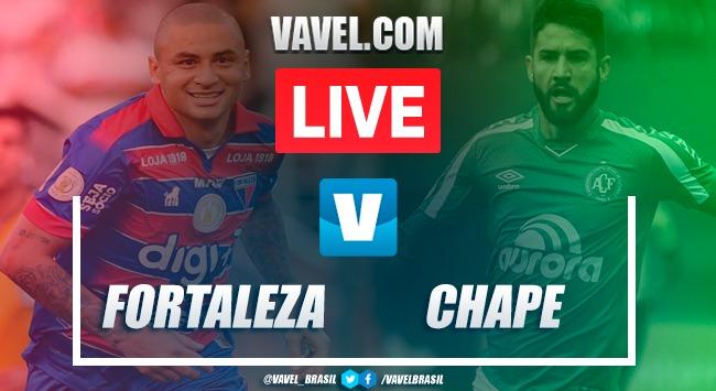 Gols e melhores momentos Fortaleza 2x0 Chapecoense pelo Campeonato Brasileiro 2019
