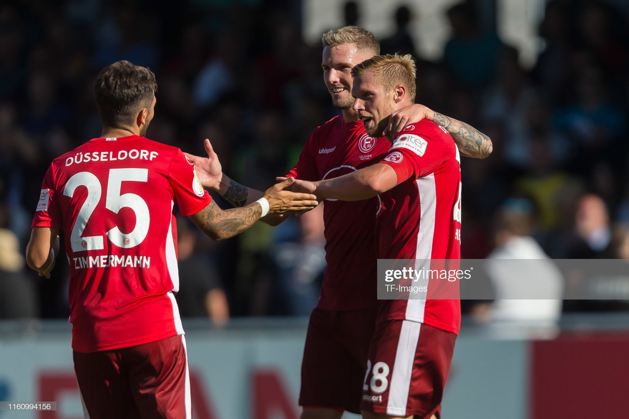 Fortuna Düsseldorf Season Preview: Die Flingeraner aiming to consolidate top flight position