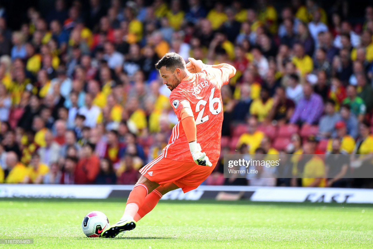 """Foster admits Brighton """"wanted it more"""" than Watford"""