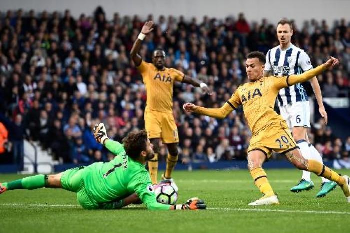 Premier: il Tottenham si fa fermare da un sontuoso Foster. Pari col WBA (1-1)