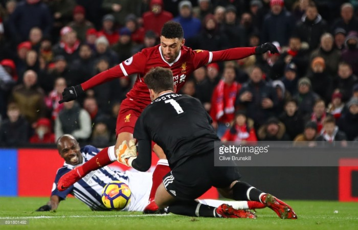 Liverpool 0-0 West Bromwich Albion: Reds blunted again despite strong selection