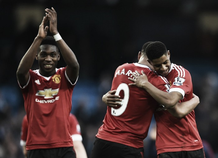 Timothy Fosu-Mensah delighted to have Giggs and Butt to help young players