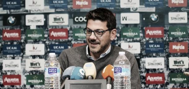 """Katsikaris: """"Esperamos un Palacio lleno frente a Morabanc Andorra"""""""