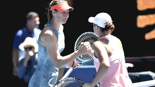 Australian Open: una jornada de sorpresas en la rama femenina