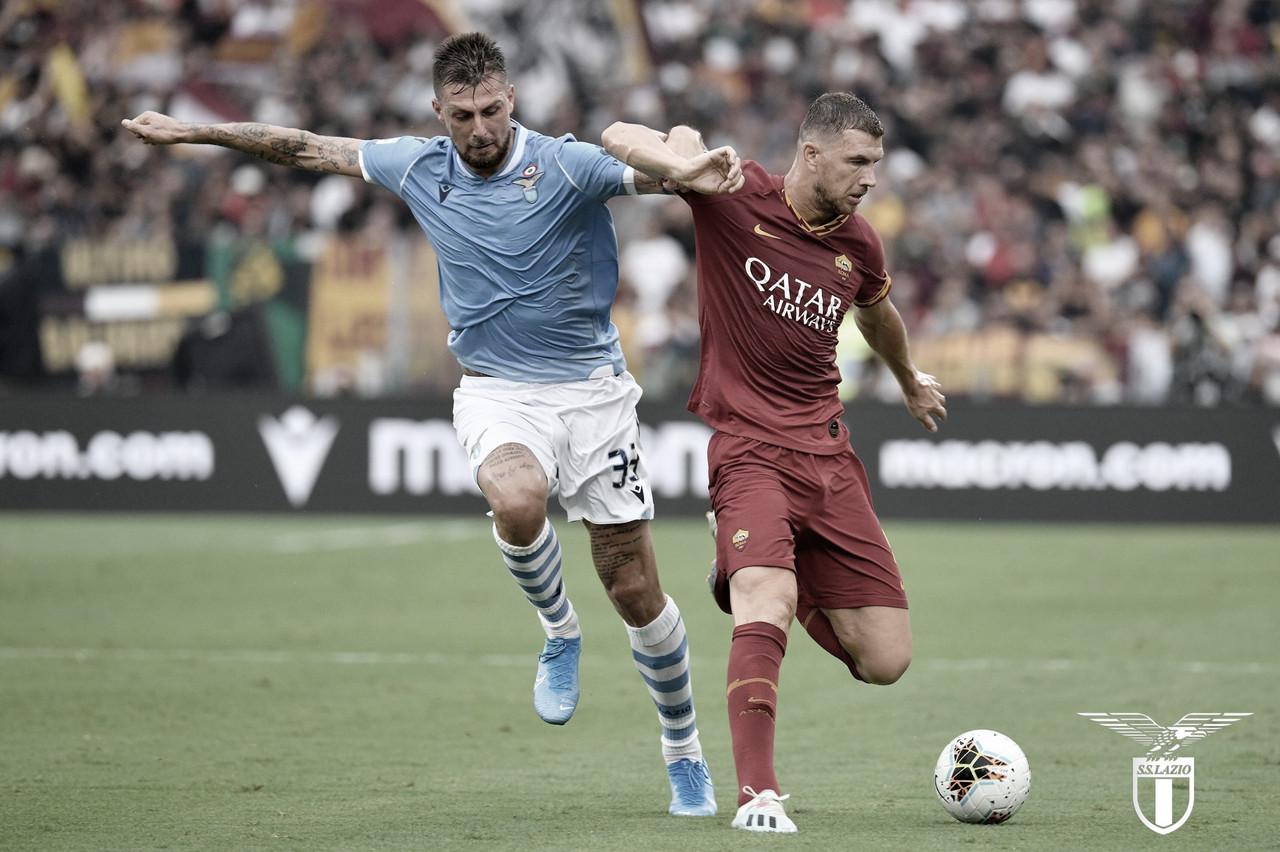 Gols e melhores momentos de Lazio x Roma (3-0)