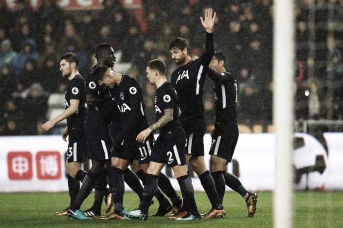 Resumen Tottenham 3-0 AFC Wimbledon por FA Cup 2018