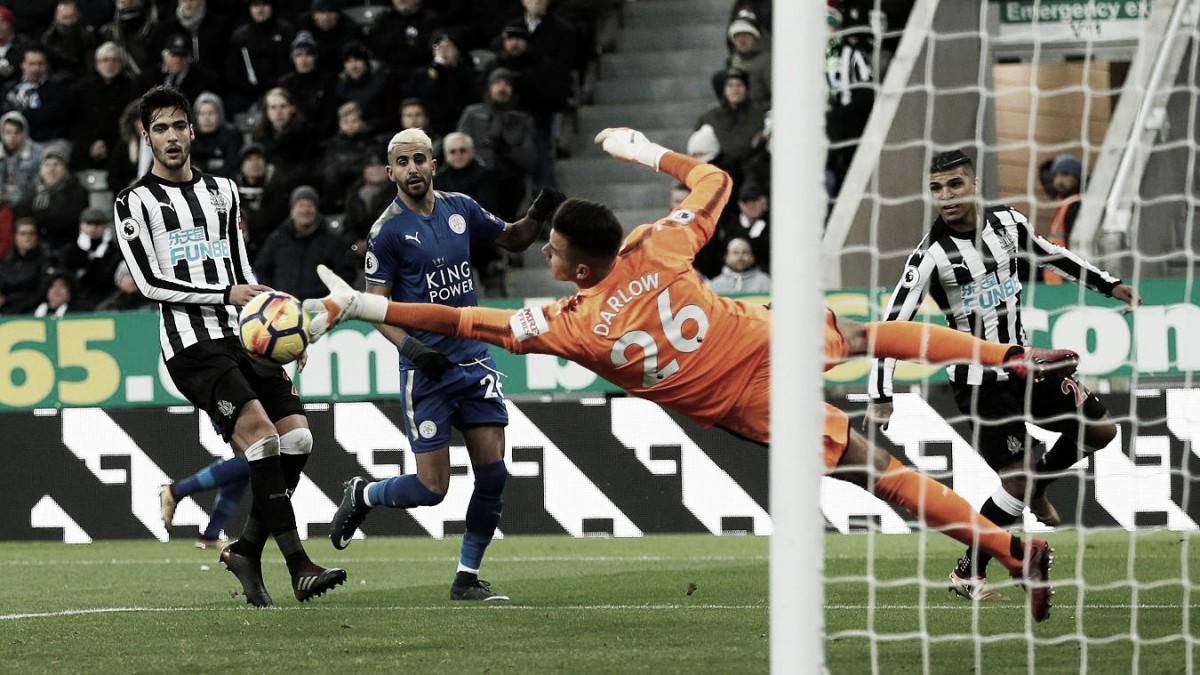 Previa Leicester City - Newcastle: objetivo, seguir subiendo