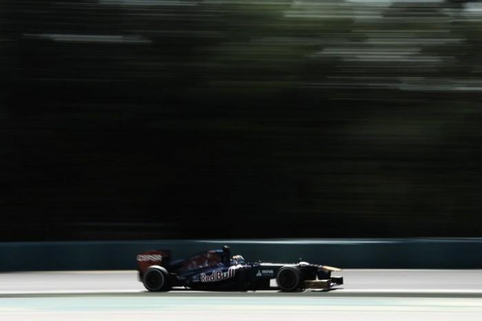 Alineación de pilotos en el test post carrera de F1 Hungría
