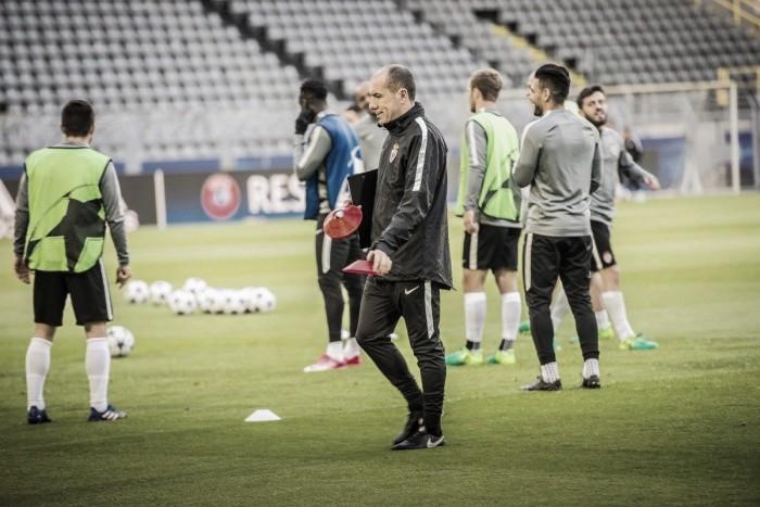 """Leonardo Jardim: """"Es un buen resultado, pero hicimos la mitad del camino"""""""