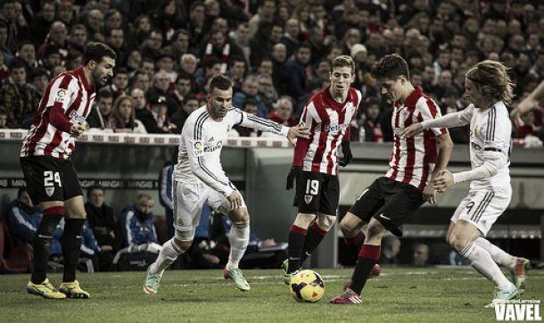 Fotos e imágenes del Athletic 1-1 Real Madrid, 22ª jornada Liga BBVA