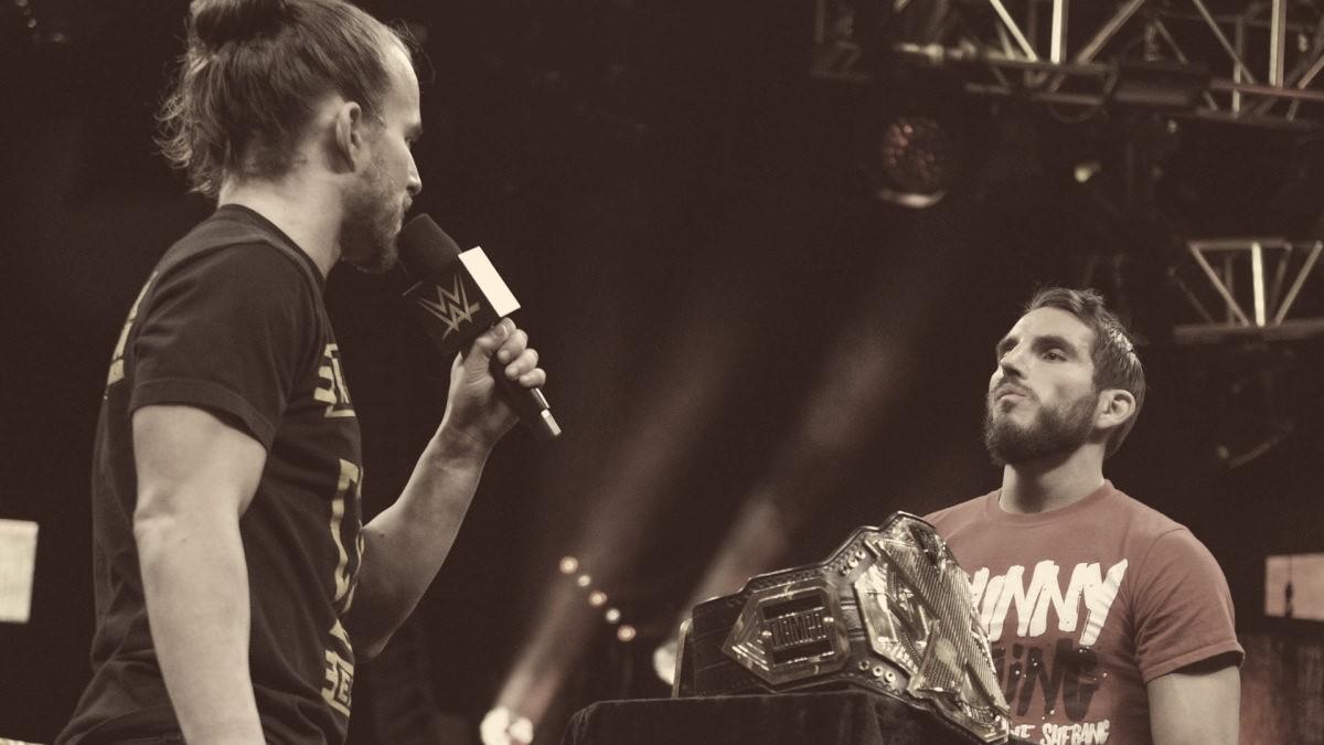 NXT 27 de Marzo de 2019; ya tenemos retadores en pareja
