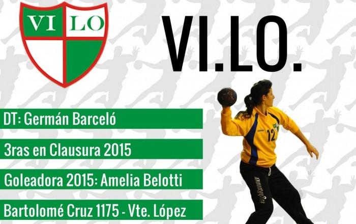 Guía VAVEL LHD 2016: VILO: Eugenia Albanesi