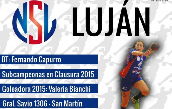 Guía VAVEL LHD 2016: Luján: Fernando Capurro