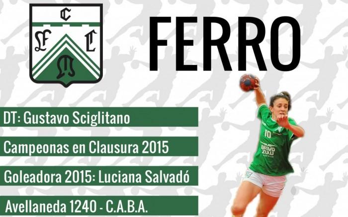 Guía VAVEL LHD 2016: Ferro: Flor Ponce de León