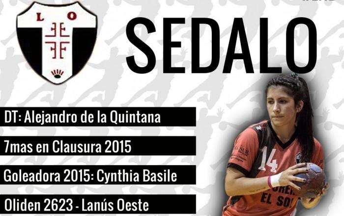 Guía VAVEL LHD 2016: Sedalo: Alejandro de la Quintana