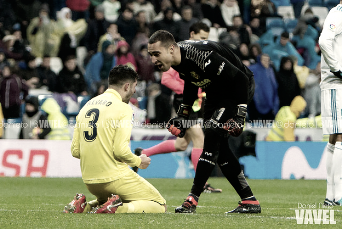 Real Madrid-Villarreal: Puntuaciones Villarreal de la jornada 19de LaLiga