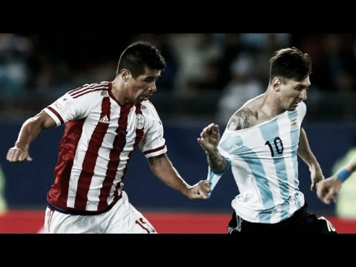 Argentina e Paraguai se enfrentam buscando recuperação nas Eliminatórias Sul-Americanas