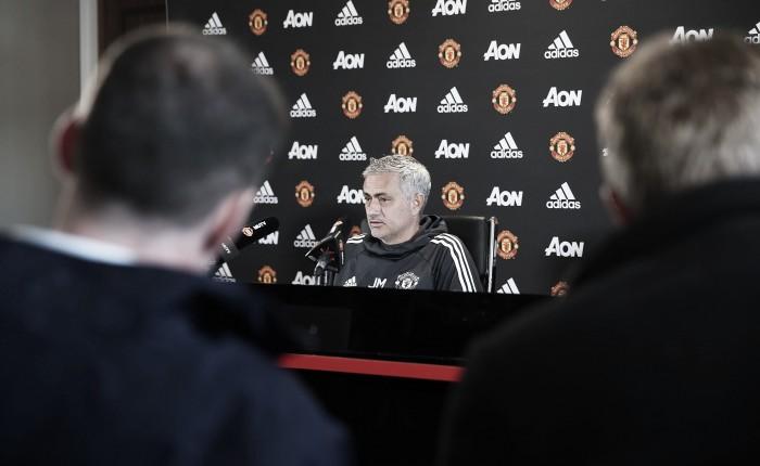 """José Mourinho: """"Nuestra mentalidad siempre es importante"""""""