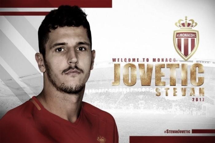 Stevan Jovetic es refuerzo del Mónaco