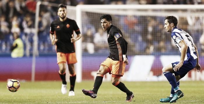 Deportivo e Valencia ficam no empate em resultado ruim para ambas equipes