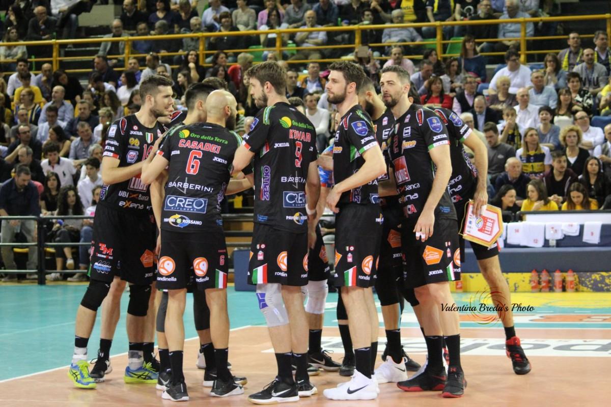Volley - La situazione nelle finali scudetto femminile e maschile