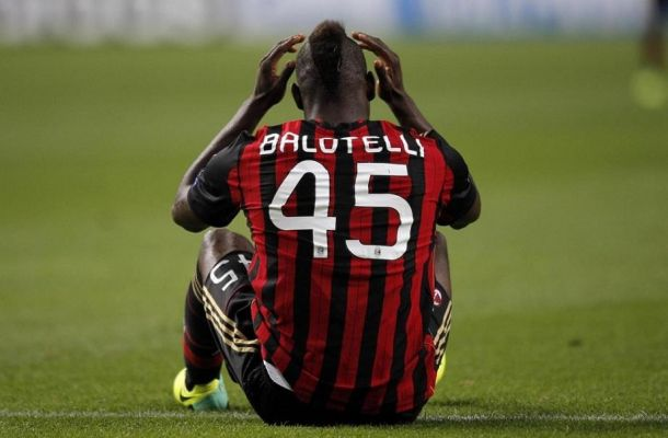 Balotelli con una magia piega il Bologna