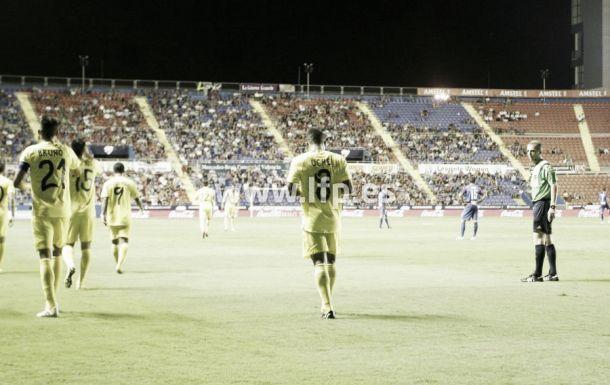 Levante - Villarreal: puntuaciones del Villarreal, Jornada 1