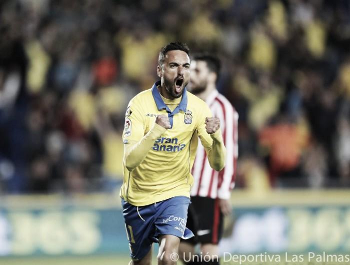 Las Palmas bate Bilbao e sobe na tabela