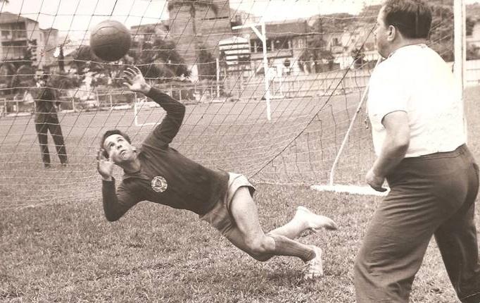 Com títulos e feitos no Palmeiras, ex-goleiro Valdir Joaquim de Moraes morre aos 88 anos