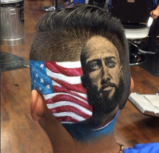 Mondiali da non perdere: il barbiere USA
