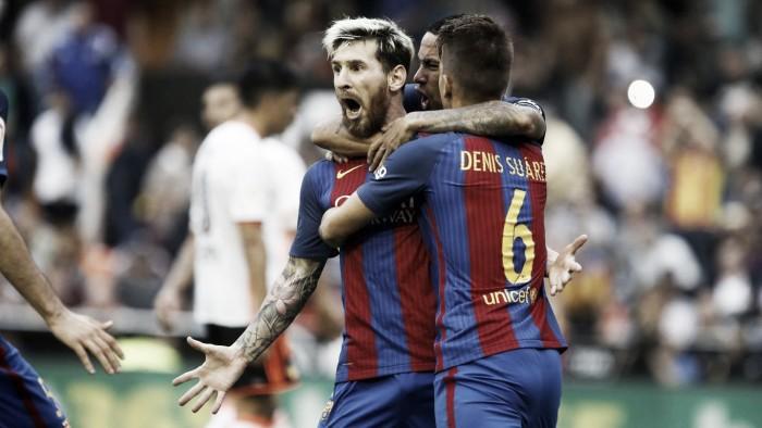 """Prandelli não concorda com pênalti para Barça e reitera: """"Árbitros respeitam grandes equipes"""""""