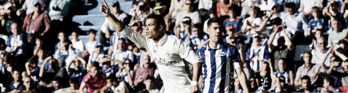 """Zidane valoriza vitória do Real Madrid sobre Alavés: """"Sabemos sofrer"""""""