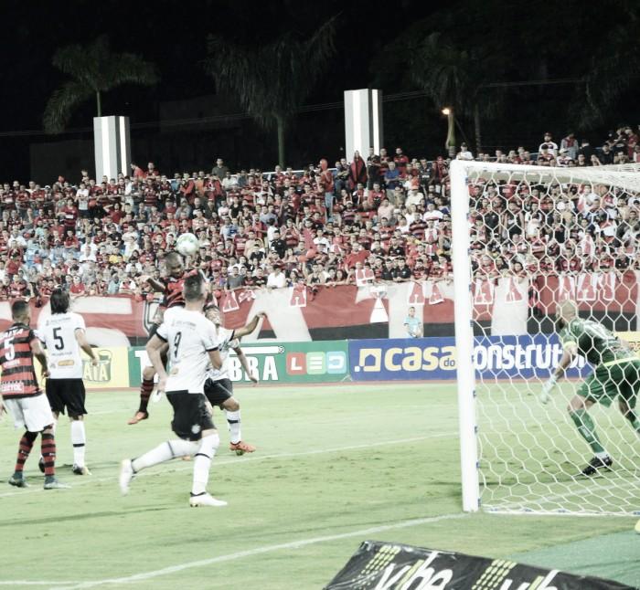 É campeão! Atlético-GO bate Tupi e conquista Série B