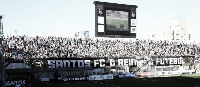 Em situações opostas, Santos e Vitória fazem jogo decisivo