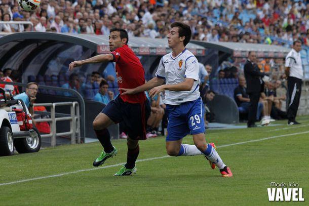 Zaragoza - Osasuna: puntuaciones de Osasuna, jornada 2