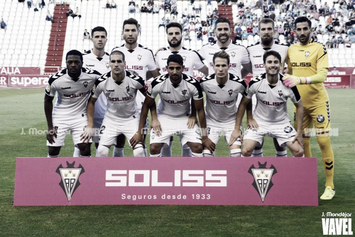 Ojeando al rival del Reus: el Albacete, un equipo regular