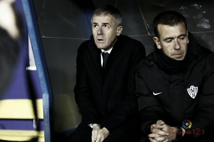 Análisis del entrenador rival: Lucas Alcaraz