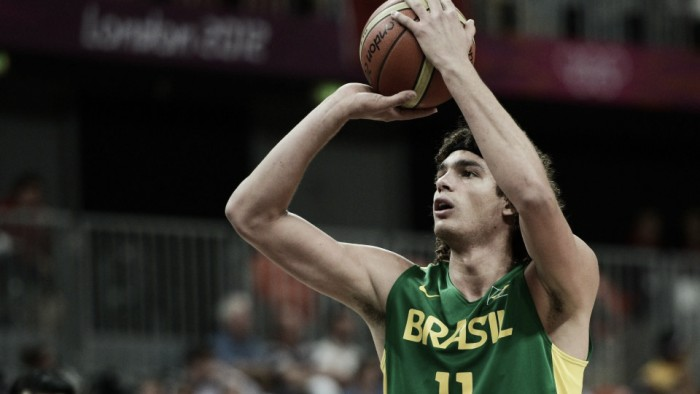 Anderson Varejão é cortado dos Jogos Olímpicos por lesão; Felício será o substituto