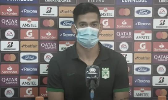 """Andrés Andrade: """"Entendimos cómo debíamos jugar con la ventaja que teníamos desde Paraguay"""""""