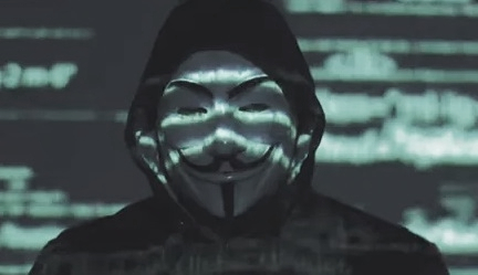 La reaparición de Anonymous
