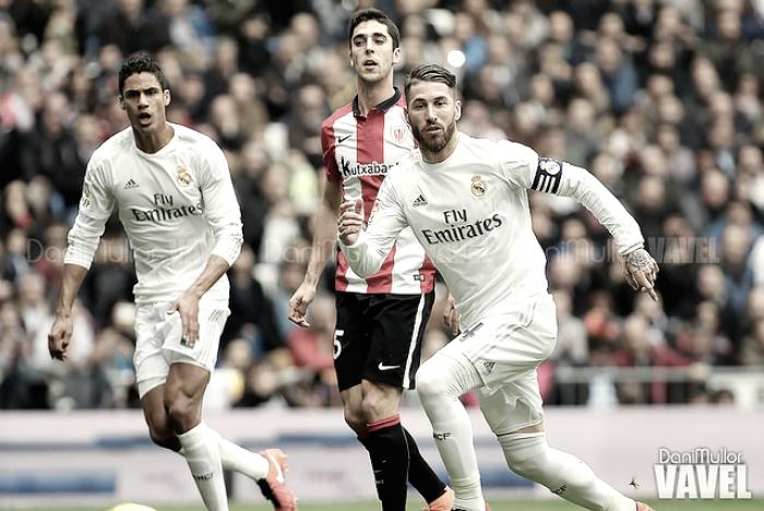 Athletic vs Real Madrid EN VIVO y en directo en LaLiga 2017 (0-0)