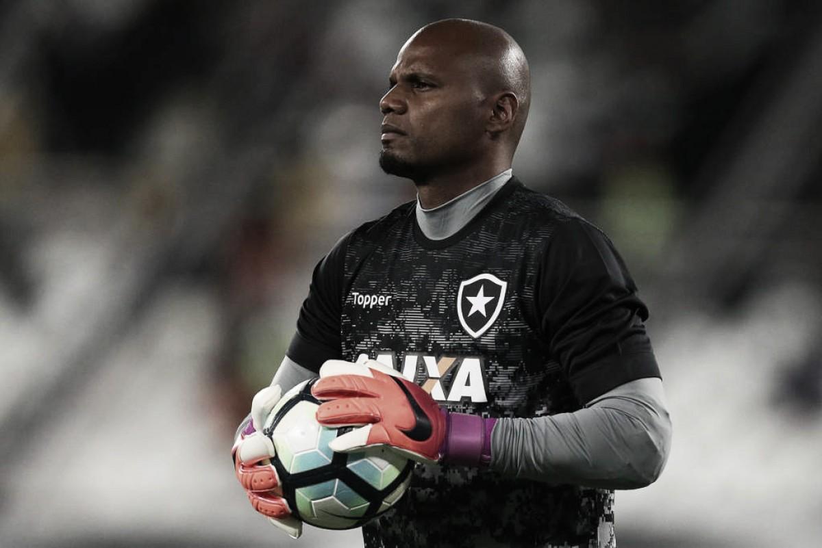 Perto de marca histórica, goleiro Jefferson demonstra realização com sua carreira no Botafogo