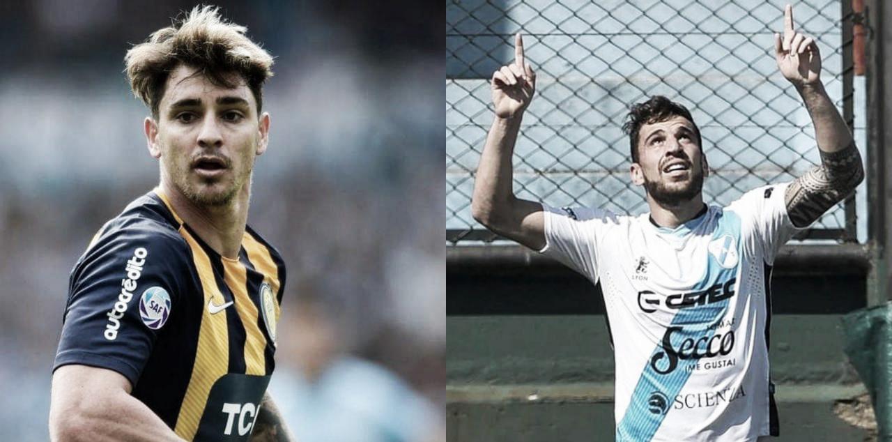 Cara a cara: Fernando Zampedri vs Ramiro Costa