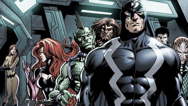 Marvel llevará a la gran pantalla a 'Los Inhumanos'