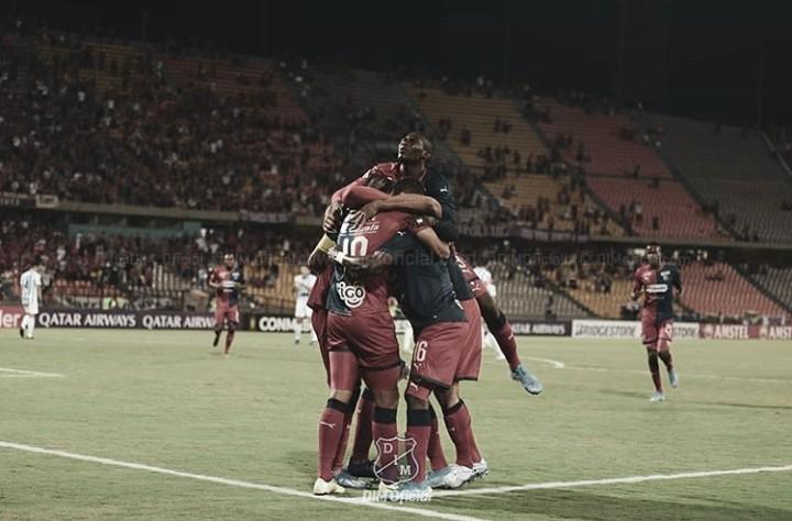 Independiente Medellín aprovechó su casa y se lleva la mínima diferencia para Argentina