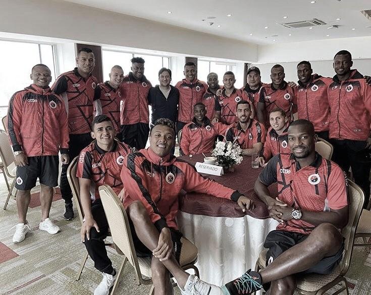 Convocados y novedades en Cúcuta Deportivo para recibir a Atlético Bucaramanga