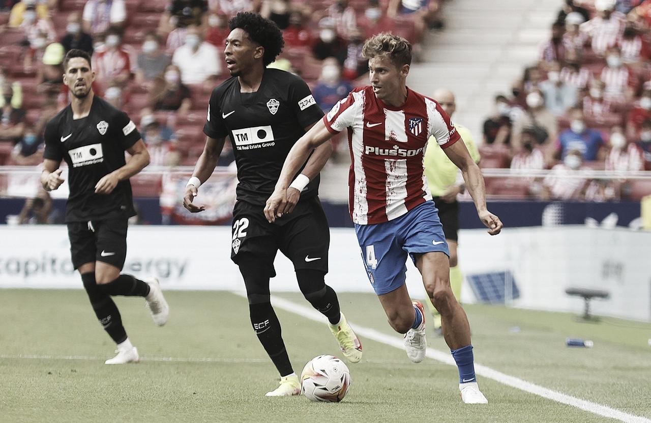 Koke y Llorente, convocados con la Selección Española
