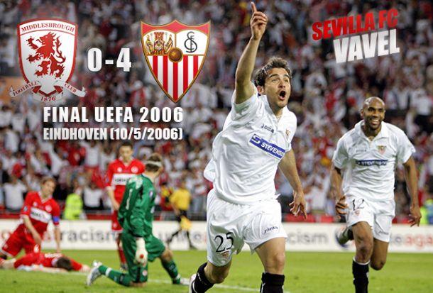 La UEFA que cambió la historia del Sevilla